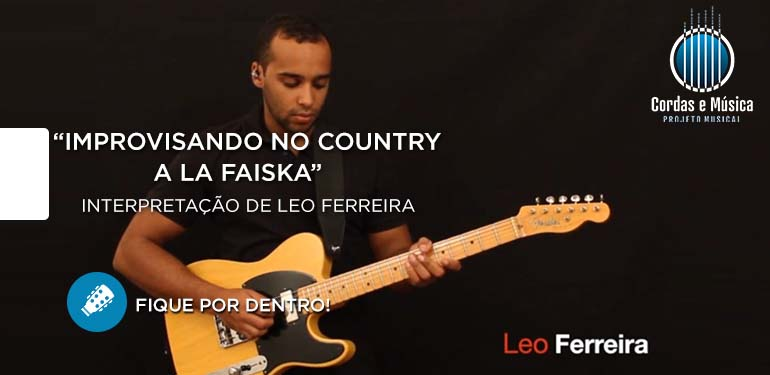 Leo Ferreira – Improvisando no Country a La Faiska – Fique por Dentro