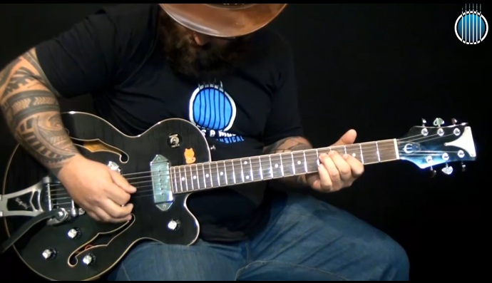 Guitarra Blues – Improvisando no Estilo Slow Blues