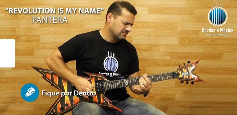 Pantera – Revolution Is My Name – Interpretação de FAROFA