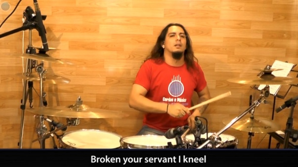 Disturbed – Down With The Sickness – AULA DE BATERIA