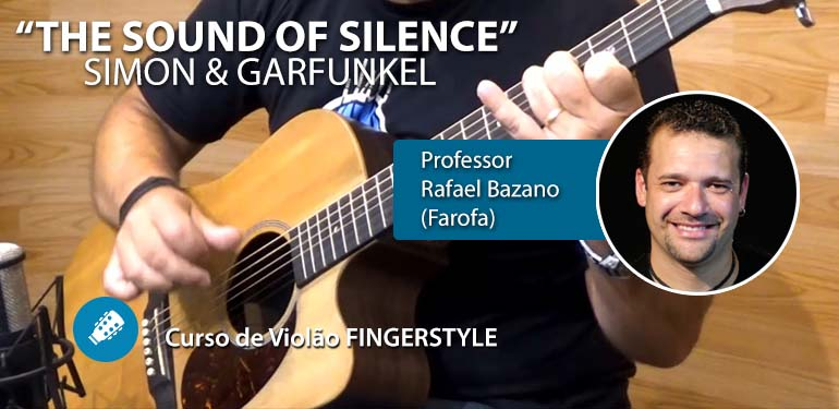 The Sound of Silence (Simon & Garfunkel) – VIOLÃO FINGERSTYLE
