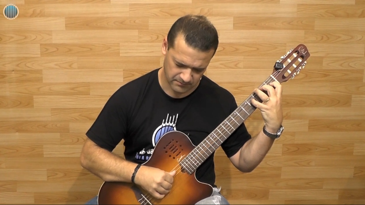 How Deep Is Your Love (Bee Gees) – Aula de VIOLÃO FINGERSTYLE