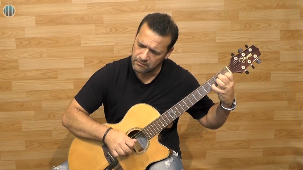 LE IT BE (The Beatles) – Aula de VIOLÃO FINGERSTYLE